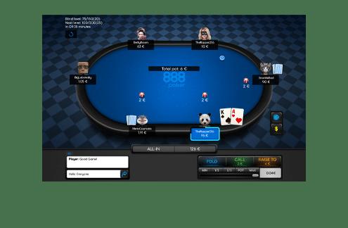 888 poker pt