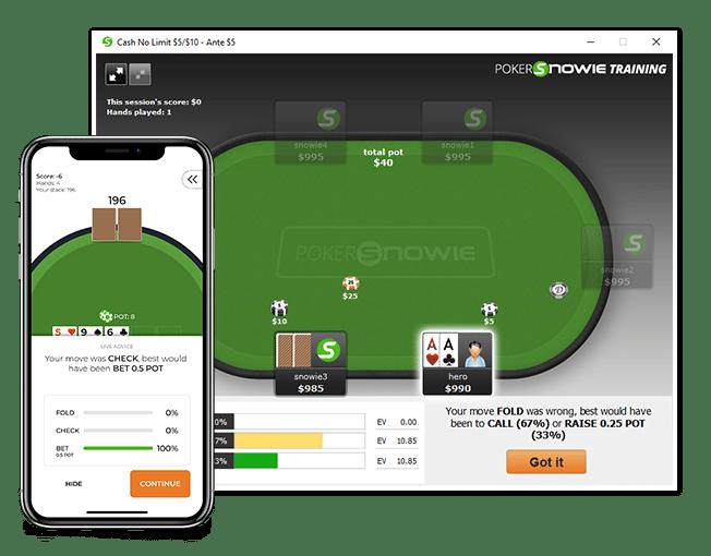 pokersnowie ferramentas de poker